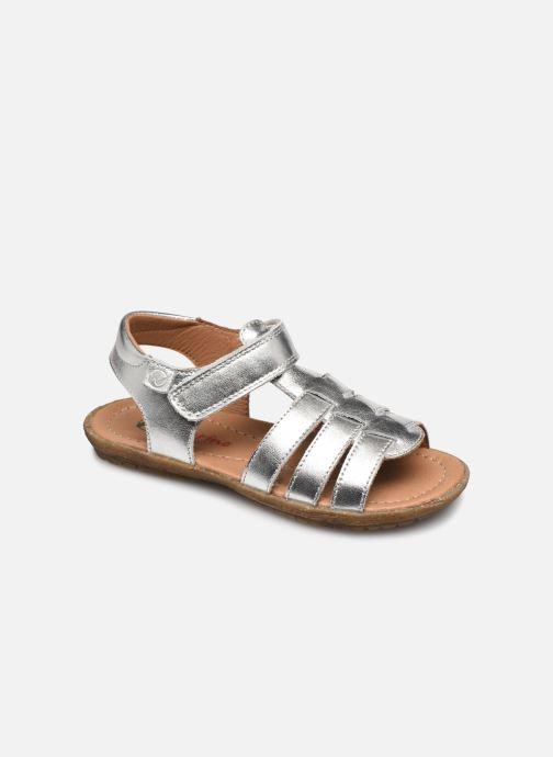 Sandales et nu-pieds Naturino Summer Argent vue détail/paire