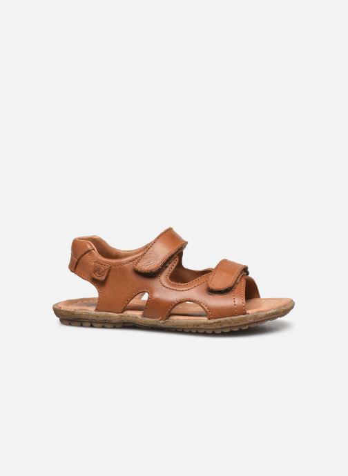 Sandales et nu-pieds Naturino Sky Marron vue derrière