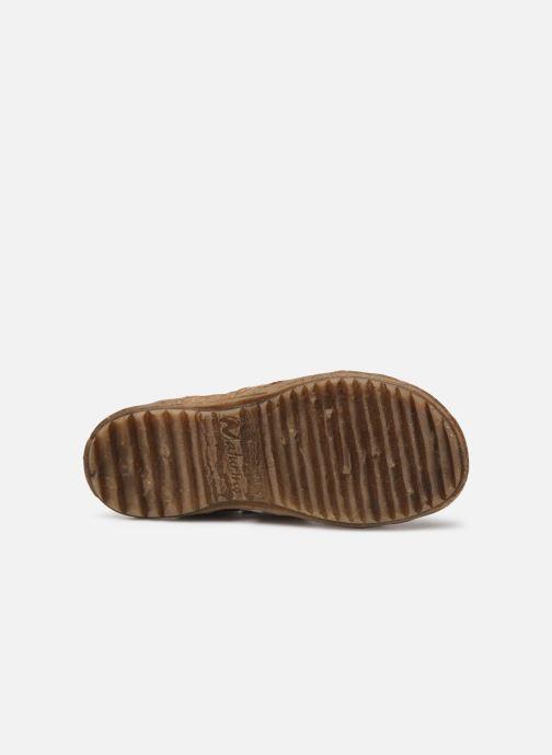 Sandales et nu-pieds Naturino Sky Marron vue haut