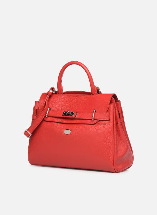 df8464bf5f Mac Douglas Garonne Buni M (Rouge) - Sacs à main chez Sarenza (359551)