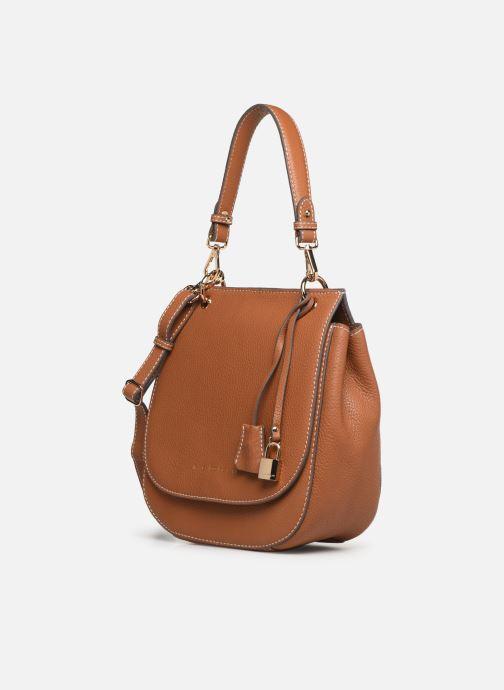 Handtaschen Mac Douglas Garance Romy M braun schuhe getragen