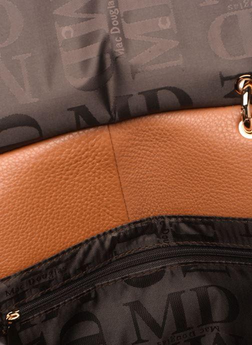 Handtaschen Mac Douglas Garance Romy M braun ansicht von hinten