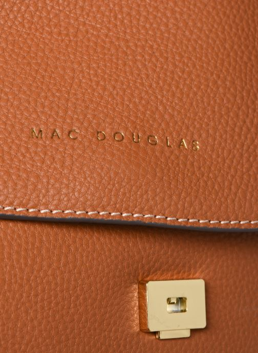 Handtaschen Mac Douglas Garance Romy M braun ansicht von links