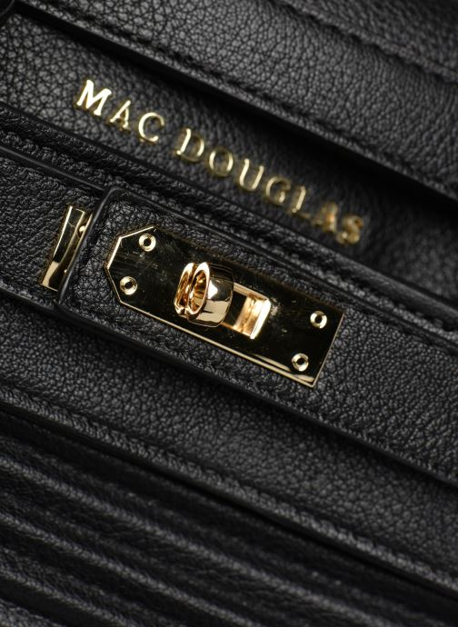 Handbags Mac Douglas Pyla Rymel S Black view from the left