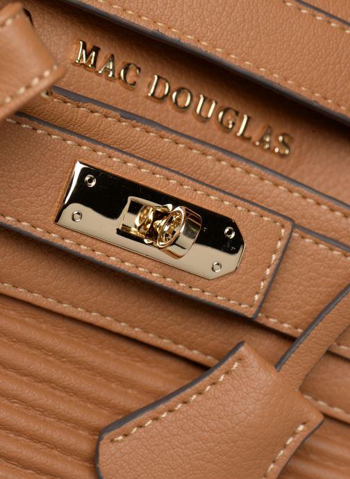 Handbags Mac Douglas Pyla Rymel S Brown view from the left