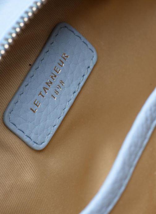 Handtassen Le Tanneur Crossbody Agathe Blauw achterkant