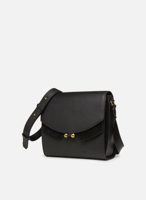 Handtassen Nat & Nin Carmen Zwart model