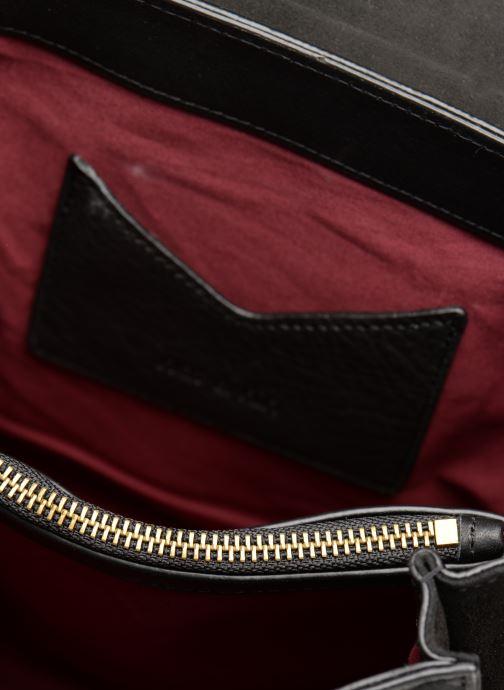 Handtassen Nat & Nin Carmen Zwart achterkant