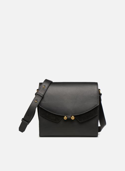 Handtassen Nat & Nin Carmen Zwart detail