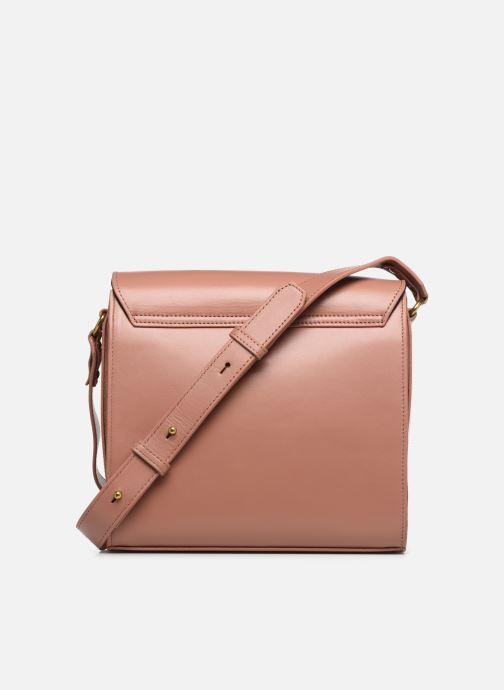 Handtassen Nat & Nin Carmen Roze voorkant