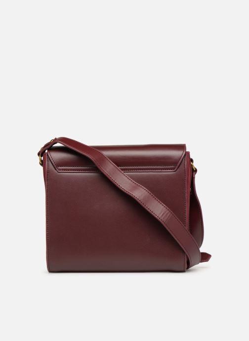 Håndtasker Nat & Nin Carmen Bordeaux se forfra
