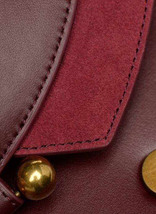 Handtassen Nat & Nin Carmen Bordeaux links