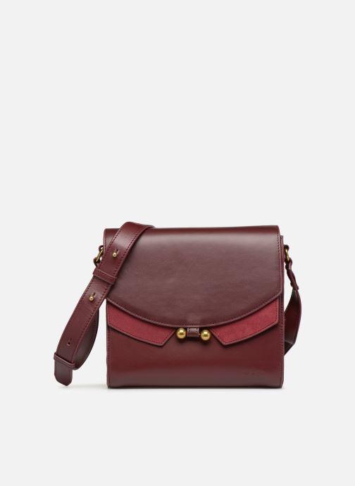 Handtassen Nat & Nin Carmen Bordeaux detail
