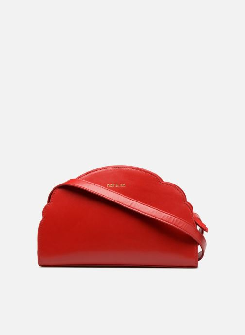 Bolsos de mano Nat & Nin Flora Rojo vista de frente
