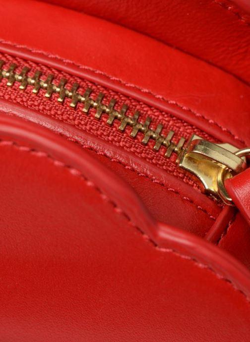 Bolsos de mano Nat & Nin Flora Rojo vista lateral izquierda