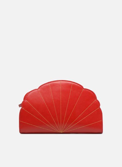 Bolsos de mano Nat & Nin Flora Rojo vista de detalle / par