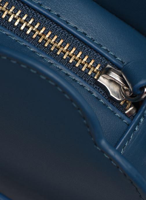Handtaschen Nat & Nin Flora blau ansicht von links