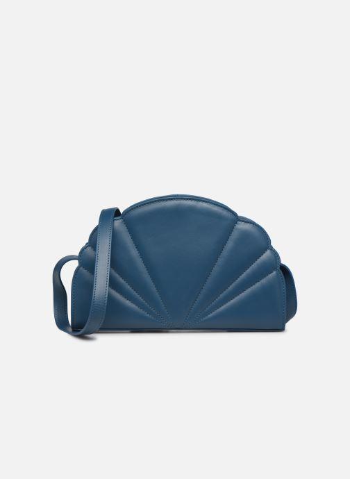 Handtassen Nat & Nin Flora Blauw detail
