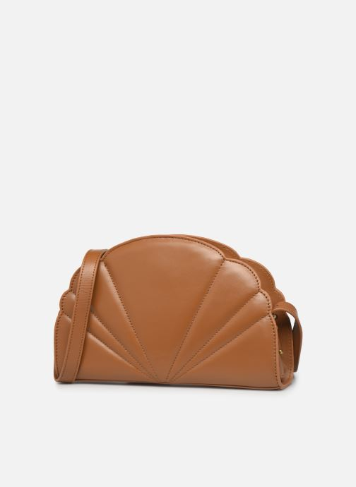 Handtassen Nat & Nin Flora Bruin model