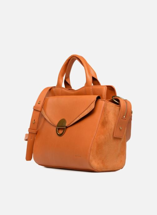 Handbags Nat & Nin Josefin Orange model view