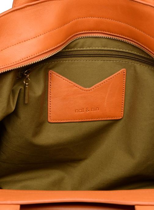 Handbags Nat & Nin Josefin Orange back view