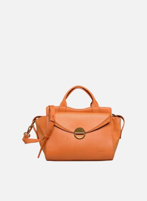 Handbags Nat & Nin Josefin Orange detailed view/ Pair view