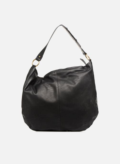 Handtaschen Nat & Nin Marloes schwarz ansicht von vorne