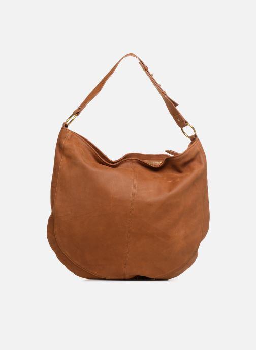 Handtaschen Nat & Nin Marloes braun ansicht von vorne