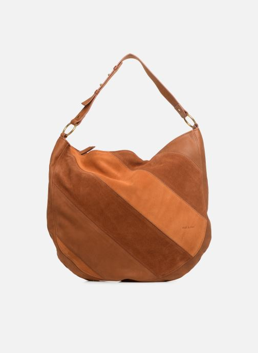 Handtaschen Nat & Nin Marloes braun detaillierte ansicht/modell
