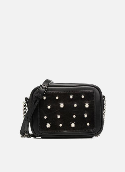 Karl Lagerfeld Cat Pearl Small Crossbody Black Handbags Chez
