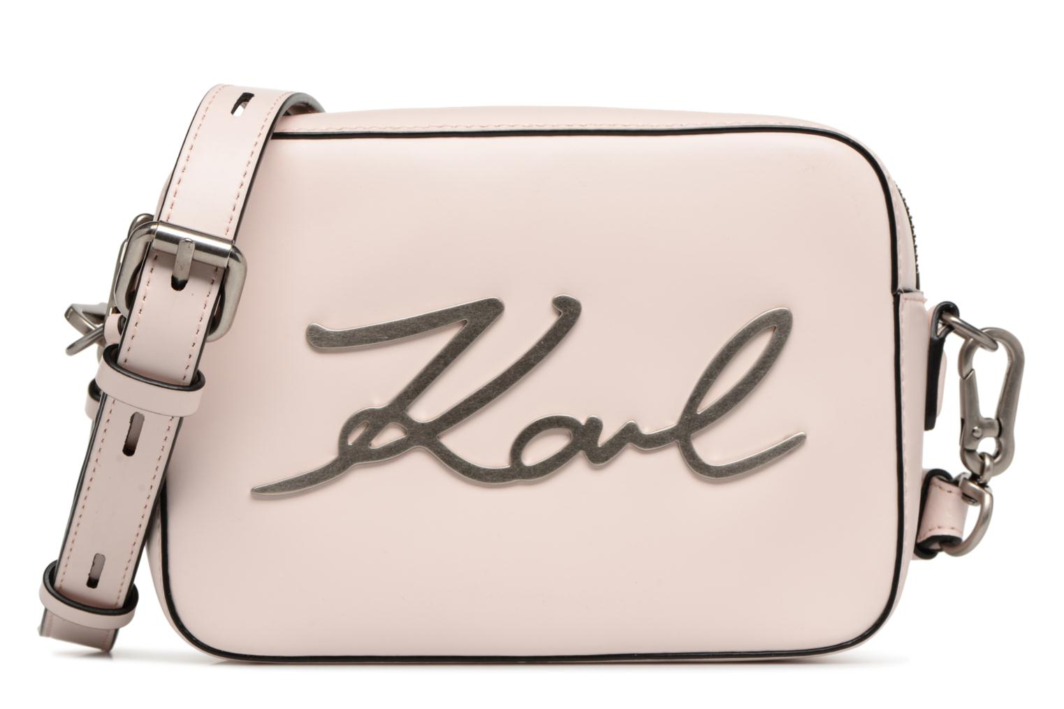 KARL K Rose Bag Signature Camera LAGERFELD Light w6wS1qBx
