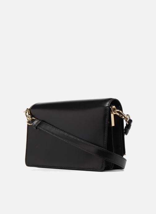 Sacs à main Karl Lagerfeld K Signature Shoulder Bag Noir vue droite