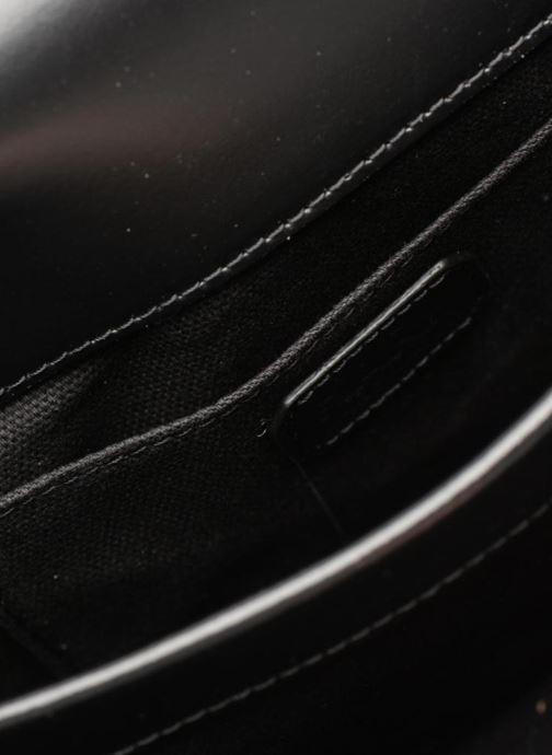 Sacs à main Karl Lagerfeld K Signature Shoulder Bag Noir vue derrière