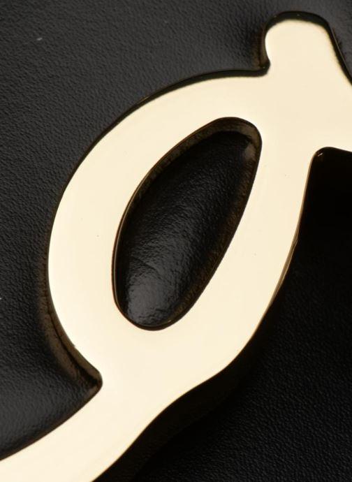 Sacs à main KARL LAGERFELD K Signature Shoulder Bag Noir vue gauche