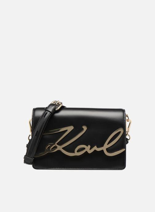 Sacs à main KARL LAGERFELD K Signature Shoulder Bag Noir vue détail/paire