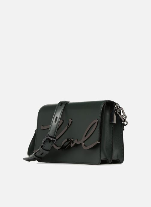 Handtassen KARL LAGERFELD K Signature Shoulder Bag Groen model