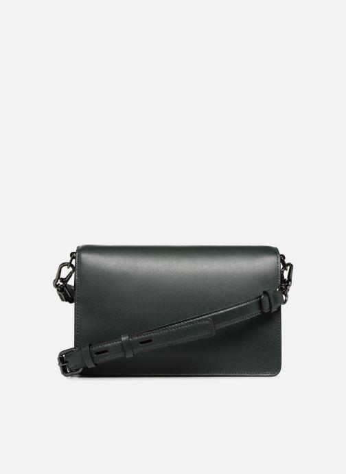 Handbags KARL LAGERFELD K Signature Shoulder Bag Green front view