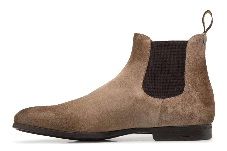 Bottines et boots Doucal's SILVIO Gris vue face