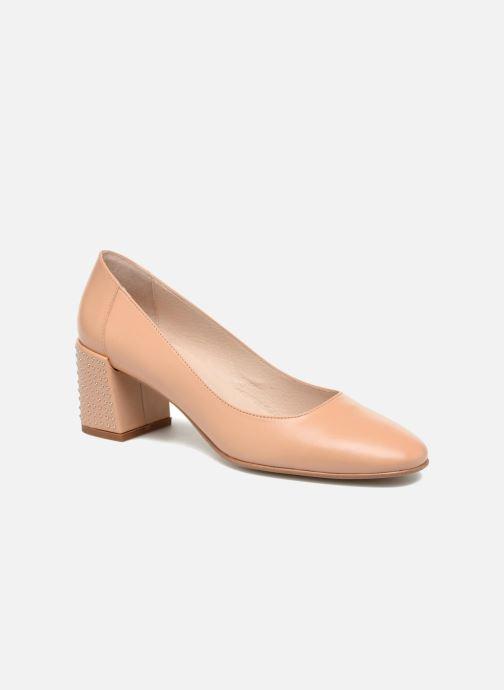 Zapatos de tacón Georgia Rose Taclou Beige vista de detalle / par
