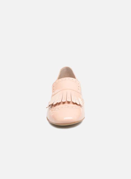 Loafers Georgia Rose Tichoca Pink model view