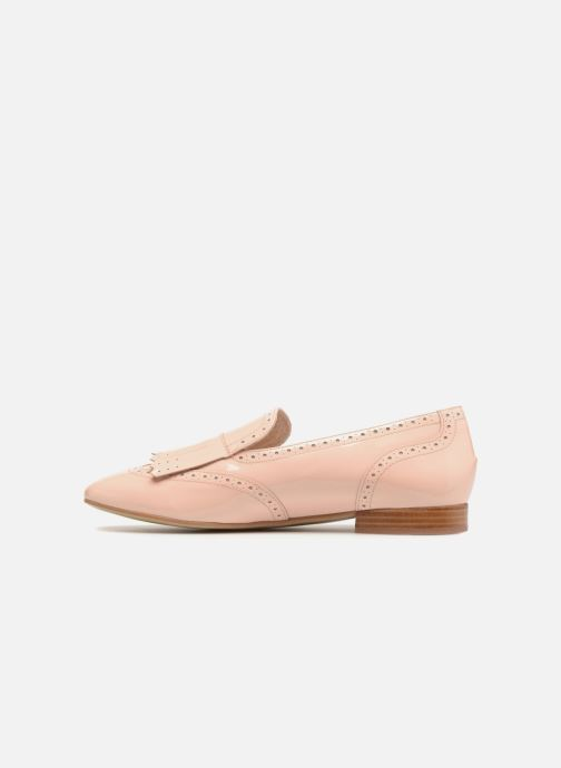Loafers Georgia Rose Tichoca Pink front view