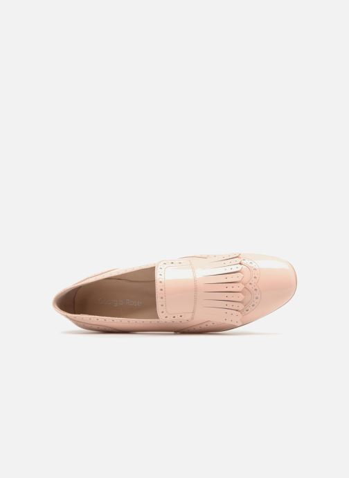 Loafers Georgia Rose Tichoca Pink view from the left