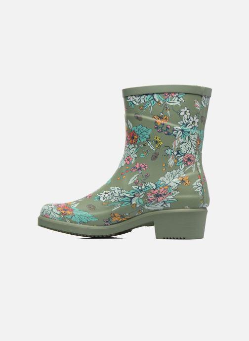 Boots en enkellaarsjes Aigle Neotine Groen voorkant