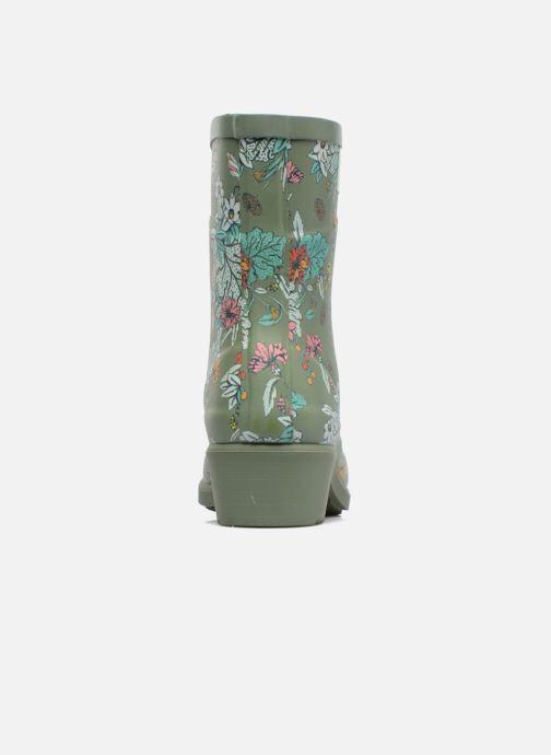 Boots en enkellaarsjes Aigle Neotine Groen rechts