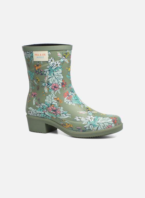 Boots en enkellaarsjes Aigle Neotine Groen detail