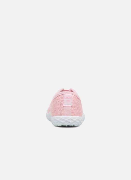 Baskets Chicco Cardiff Rose vue droite