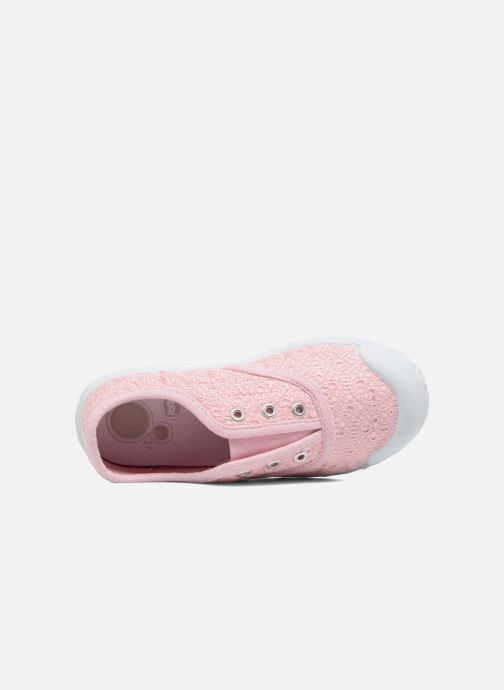 Baskets Chicco Cardiff Rose vue gauche