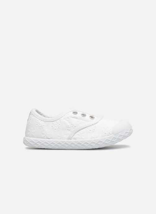 Trainers Chicco Cardiff White back view