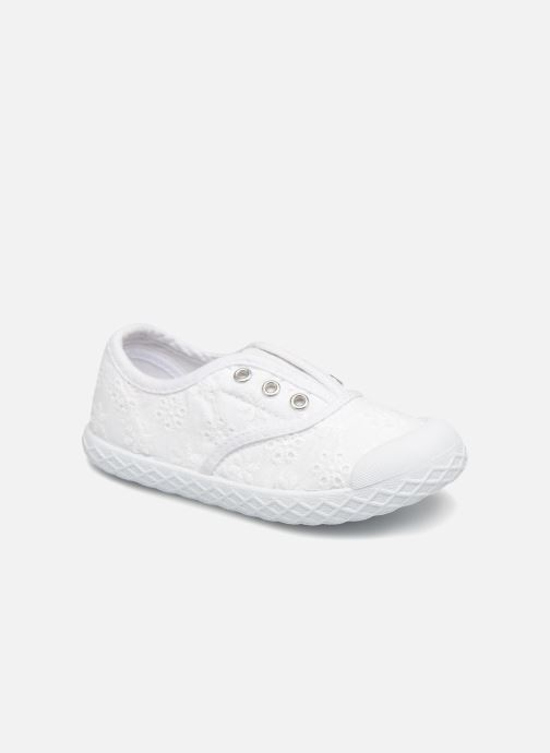 Trainers Chicco Cardiff White detailed view/ Pair view