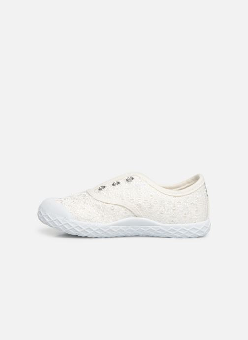 Trainers Chicco Cardiff White front view